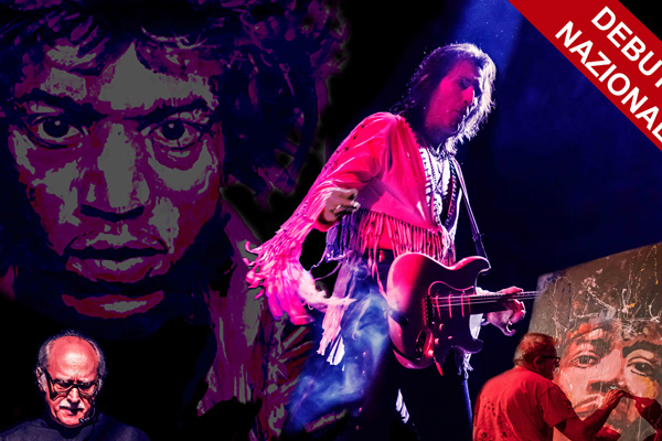 Alt=' THE JIMI HENDRIX REVOLUTION'