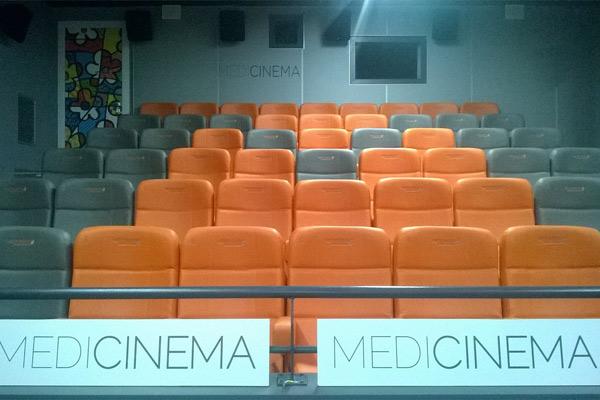 MediCinema: la prima sala di Cineterapia sensoriale all