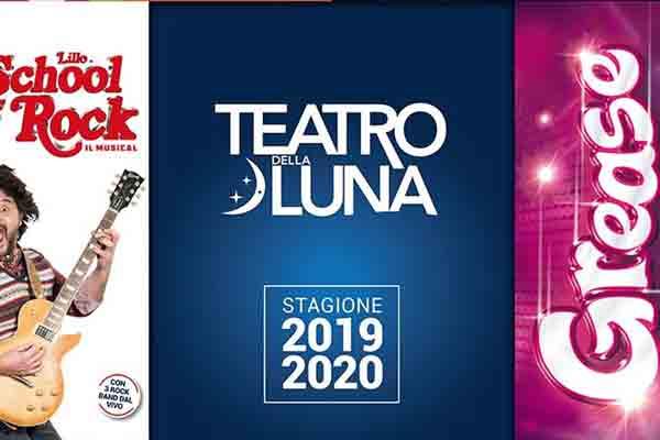 Calendario Lunare Capelli Febbraio 2020.Teatro Della Luna Sara Stellare La Nuova Stagione 2019 2020