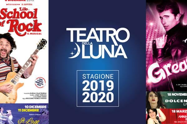 Calendario Lunare Capelli Marzo 2020.Teatro Della Luna Al Via La Nuova Fantastica Stagione 2019